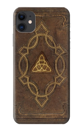 Printed Spell Book Cover iPhone 11 Case