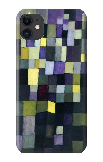 Printed Paul Klee Architecture iPhone 11 Case