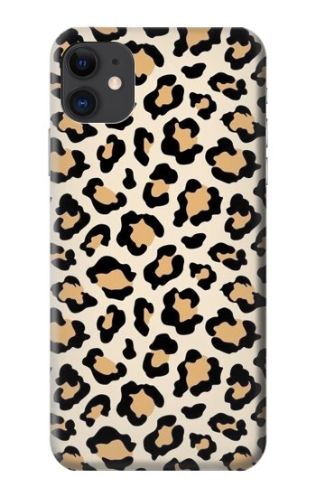 Printed Fashionable Leopard Seamless Pattern iPhone 11 Case