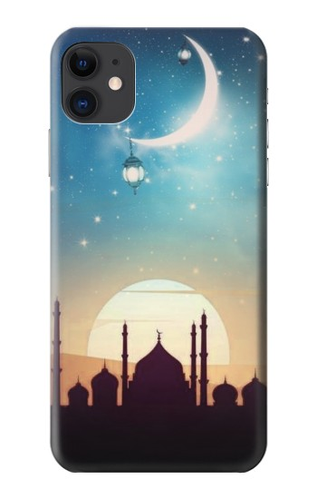 Printed Islamic Sunset iPhone 11 Case