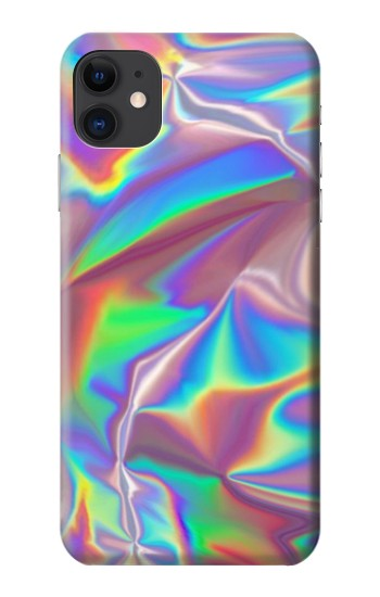 Printed Holographic Photo Printed iPhone 11 Case