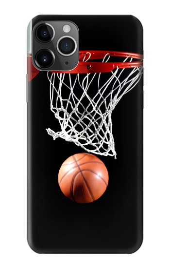 Printed Basketball iPhone 11 Pro Max Case