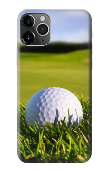 Printed Golf iPhone 11 Pro Max Case