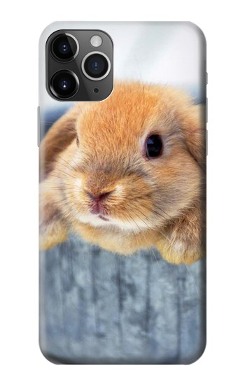 Printed Cute Rabbit iPhone 11 Pro Max Case