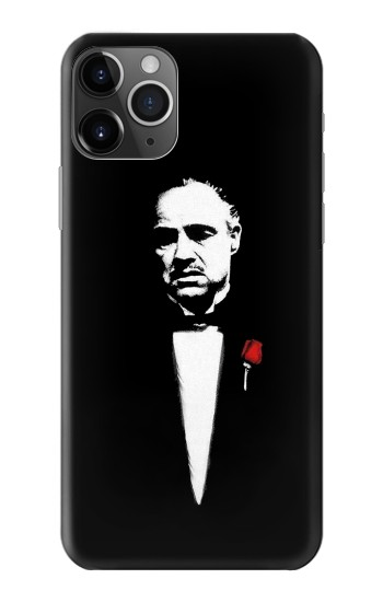Printed Godfather iPhone 11 Pro Max Case