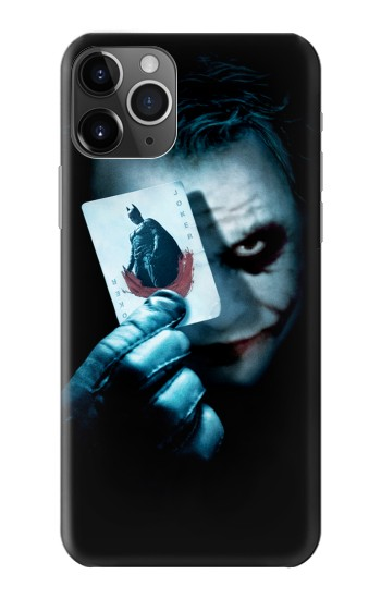 Printed Joker iPhone 11 Pro Max Case