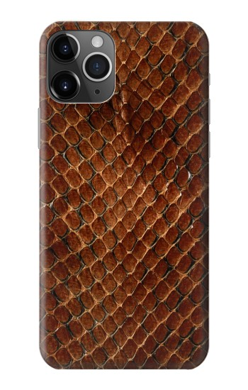 Printed Snake Skin iPhone 11 Pro Max Case