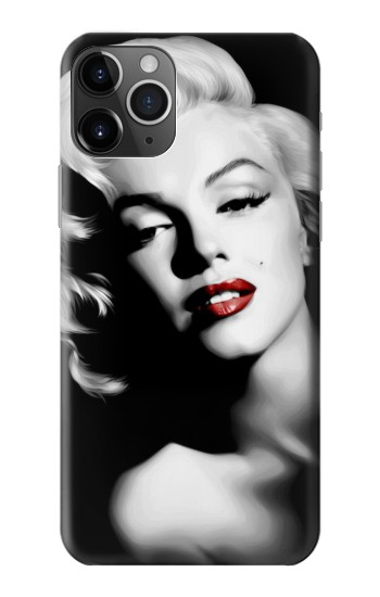 Printed Marilyn Monroe iPhone 11 Pro Max Case