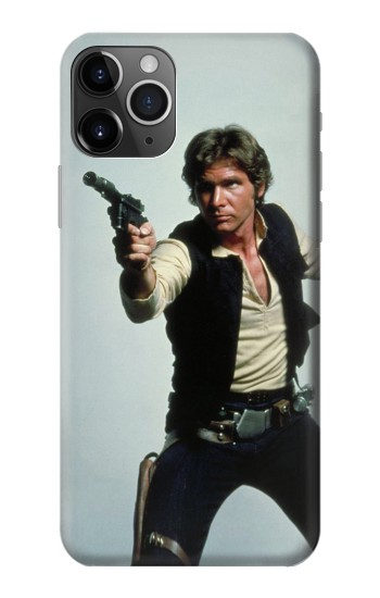 Printed Han Solo iPhone 11 Pro Max Case