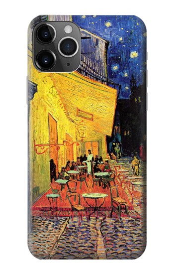 Printed Van Gogh Cafe Terrace iPhone 11 Pro Max Case