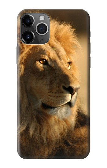 Printed Lion King of Forest iPhone 11 Pro Max Case