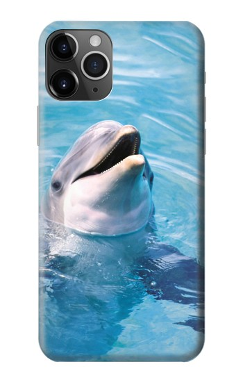 Printed Dolphin iPhone 11 Pro Max Case