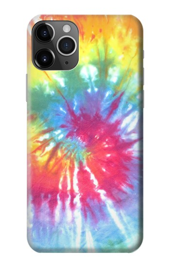 Printed Tie Dye Colorful Graphic Printed iPhone 11 Pro Max Case