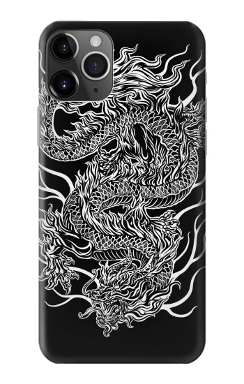 Printed Dragon Tattoo iPhone 11 Pro Max Case