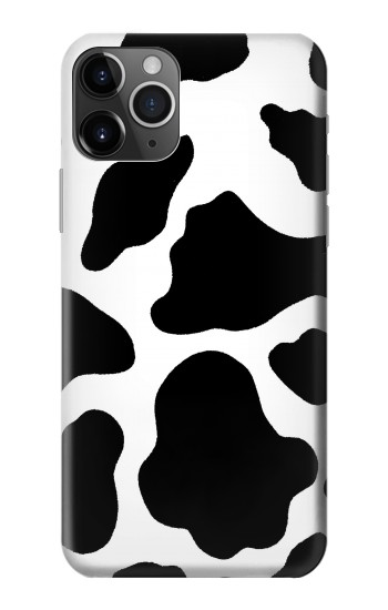 Printed Seamless Cow Pattern iPhone 11 Pro Max Case
