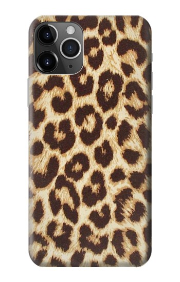 Printed Leopard Pattern Graphic Printed iPhone 11 Pro Max Case