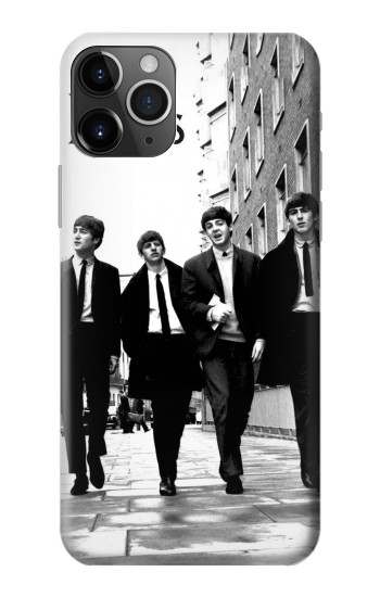 Printed The Beatles in London iPhone 11 Pro Max Case