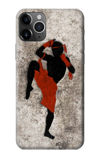 Printed Muay Thai Fight Boxing iPhone 11 Pro Max Case