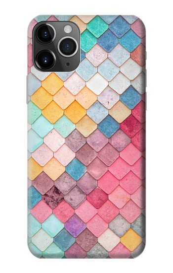 Printed Candy Minimal Pastel Colors iPhone 11 Pro Max Case
