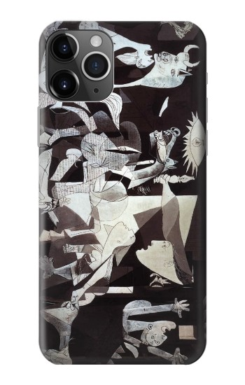 Printed Picasso Guernica Original Painting iPhone 11 Pro Max Case