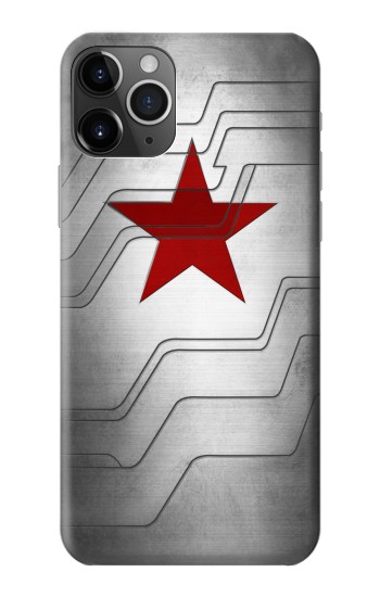 Printed Winter Soldier Bucky Arm Texture iPhone 11 Pro Max Case