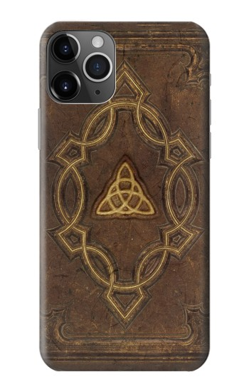 Printed Spell Book Cover iPhone 11 Pro Max Case
