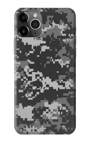 Printed Urban Black Camouflage iPhone 11 Pro Max Case