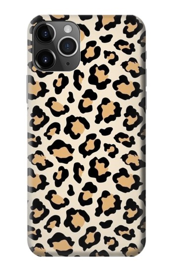 Printed Fashionable Leopard Seamless Pattern iPhone 11 Pro Max Case