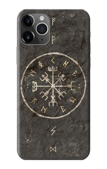 Printed Norse Ancient Viking Symbol iPhone 11 Pro Max Case