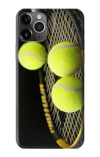 Printed Tennis iPhone 11 Pro Case