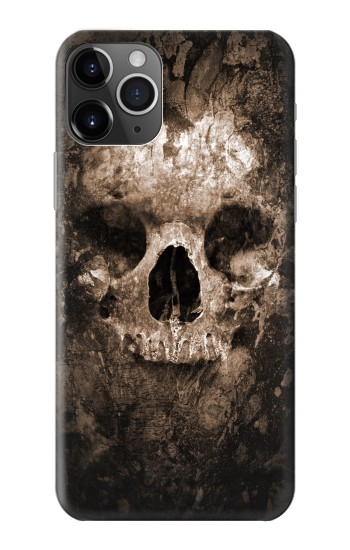 Printed Skull iPhone 11 Pro Case
