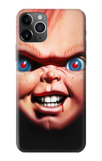Printed Chucky iPhone 11 Pro Case