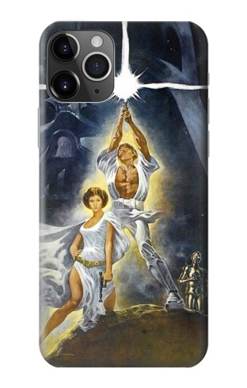 Printed New Hope iPhone 11 Pro Case