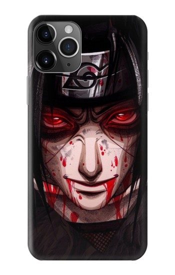 Printed Naruto Uchiha Itachi iPhone 11 Pro Case