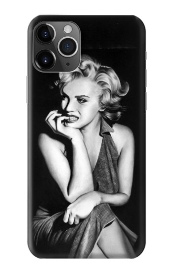 Printed Sexy Marilyn Monroe iPhone 11 Pro Case