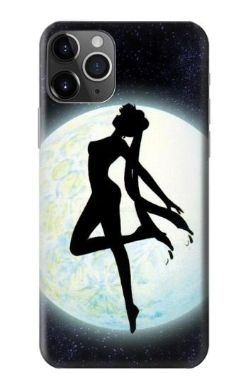 Printed Sailor Moon iPhone 11 Pro Case