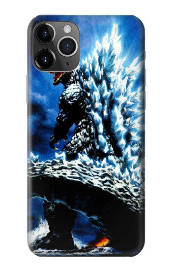 Printed Godzilla Giant Monster iPhone 11 Pro Case