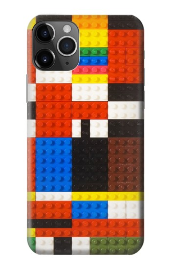 Printed Brick Toy Lego Graphic Printed iPhone 11 Pro Case