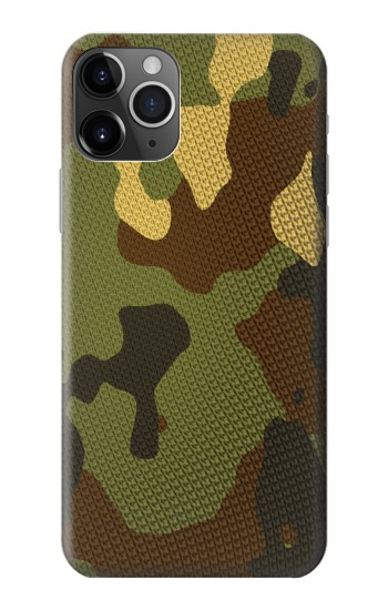 Printed Camo Camouflage Graphic Printed iPhone 11 Pro Case
