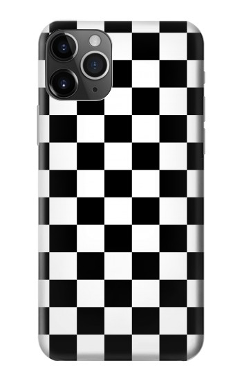 Printed Checkerboard Chess Board iPhone 11 Pro Case