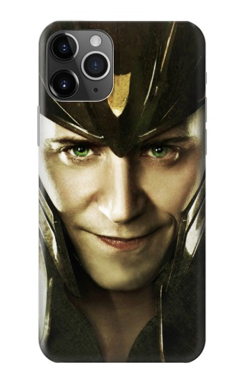 Printed Loki Face Asgard iPhone 11 Pro Case