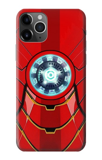 Printed Ironman Armor Arc Reactor Graphic Printed iPhone 11 Pro Case