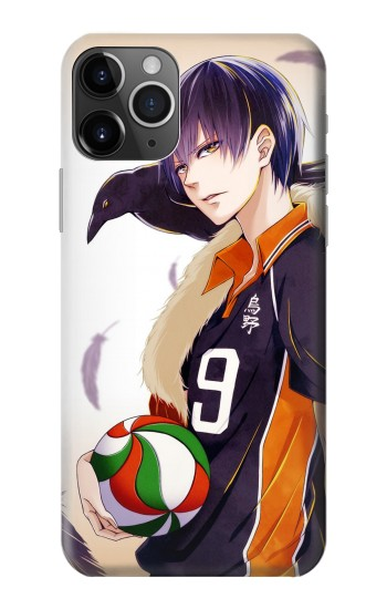 Printed Haikyuu Tobio Kageyama iPhone 11 Pro Case