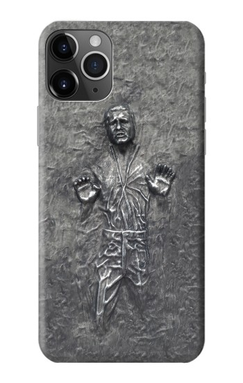 Printed Han Solo in Carbonite iPhone 11 Pro Case