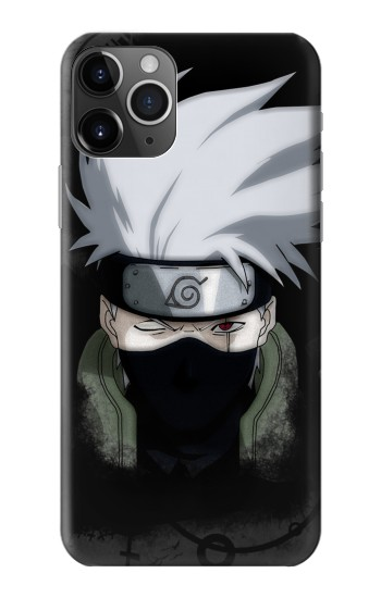 Printed Hatake Kakashi 6th Hokage Naruto iPhone 11 Pro Case