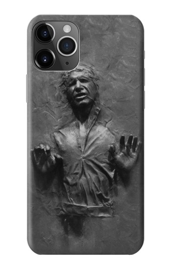 Printed Han Solo Frozen in Carbonite iPhone 11 Pro Case