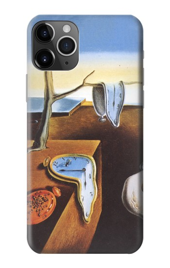 Printed Salvador Dali The Persistence of Memory iPhone 11 Pro Case