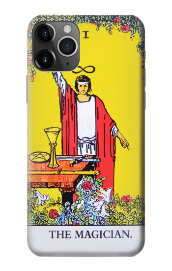 Printed Tarot Card The Magician iPhone 11 Pro Case