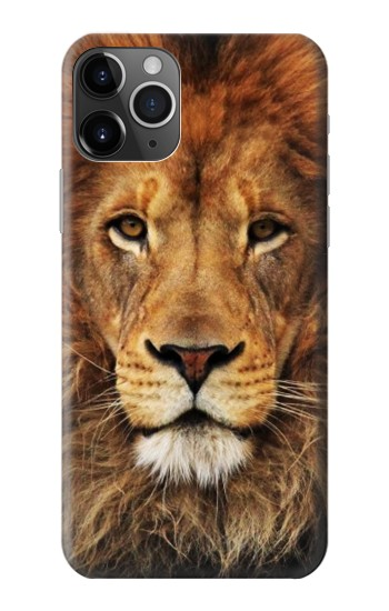 Printed Lion King of Beasts iPhone 11 Pro Case
