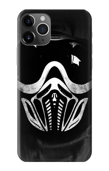 Printed Paintball Mask iPhone 11 Pro Case
